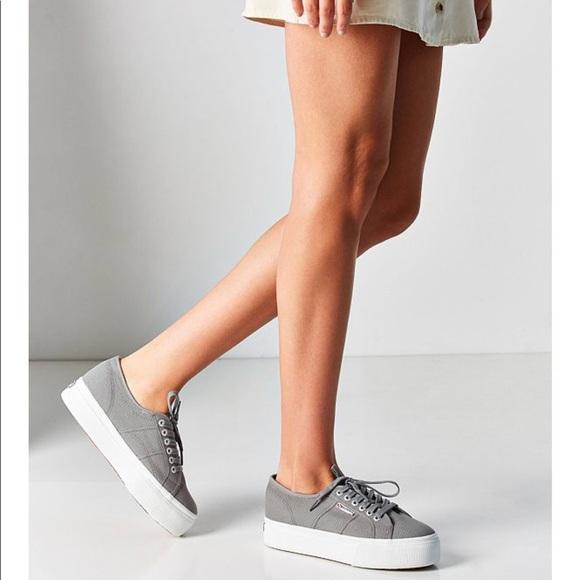 """dce7ba68c65 Superga """"Acot Linea"""" Platform sneaker. M 5a6e838650687c8c63e14d04"""